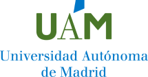 Logo Universidad Autonomá de Madrid