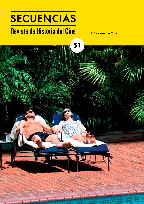 Portada de Secuencias, Revista de Historia del Cine