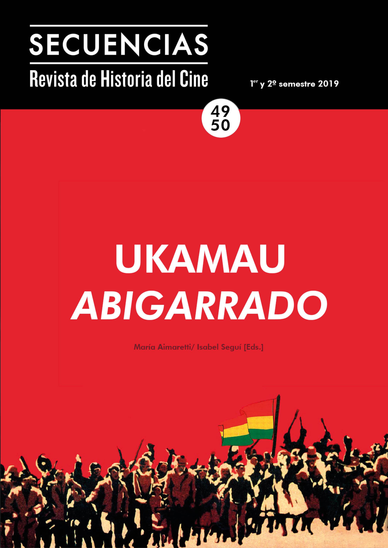 Portada el número 49-50: Ukamau abigarrado