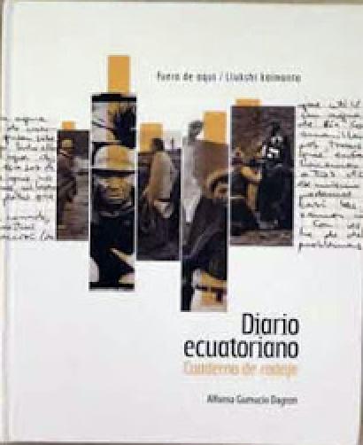 """Portada del libro reseñado """"Diario ecuatoriano"""""""