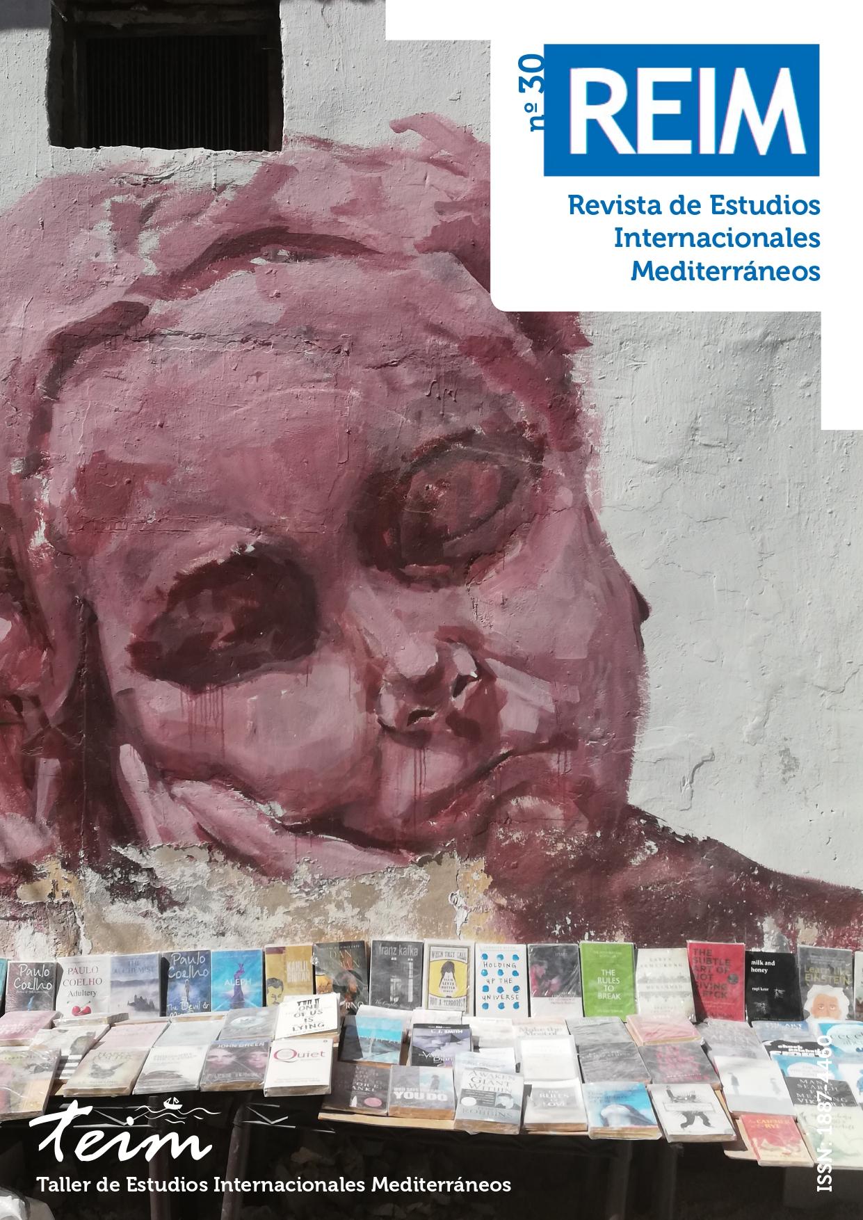 Portada del número 30 de la Revista de Estudios Internacionales Mediterráneos