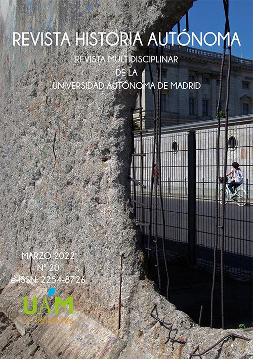 Revista Historia Autónoma